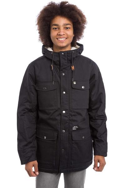 Obey Heller Parka Jacket (black)