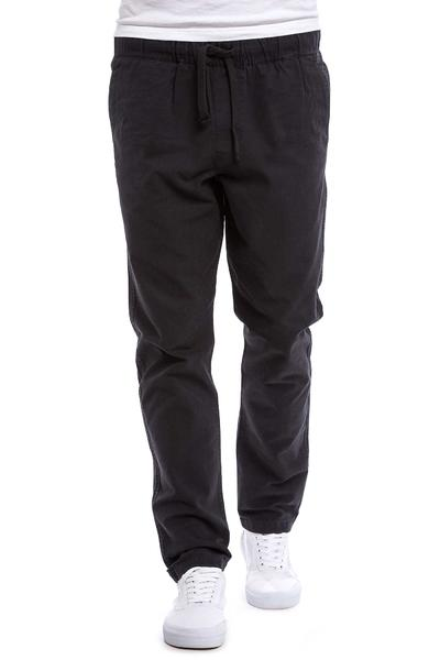 Obey Traveler Slub Pants (black)
