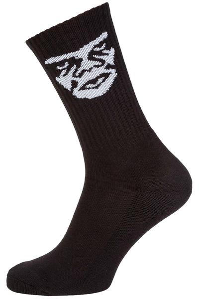 Obey Creeper Socken (black)