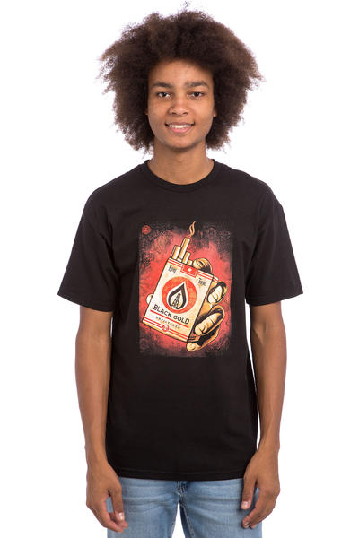 Obey Black Gold T-Shirt (black)