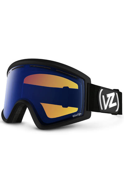 VonZipper Cleaver TS Wildlife Goggles (black satin low light injected) inkl. Bonusglas