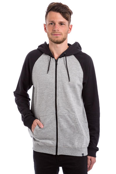 Dickies French Terry Zip-Hoodie (heather grey)