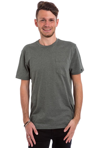 Dickies Pocket Camiseta (dark grey melange)