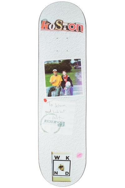 "WKND Koston Hero Wall 8"" Planche Skate"
