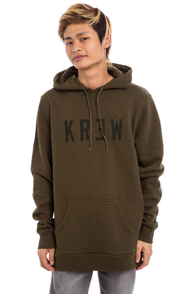 KR3W Locker Hoodie (dark drab)