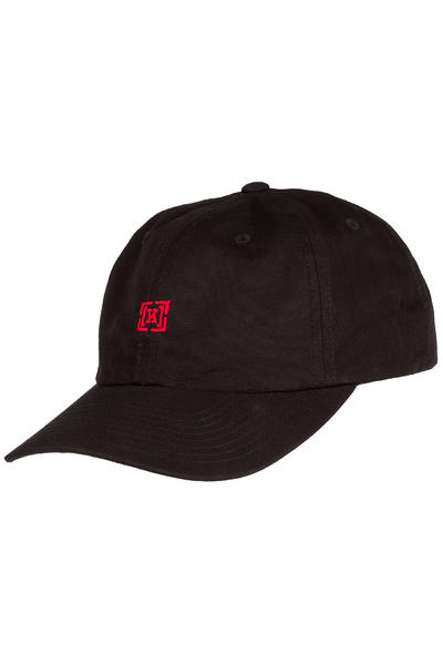 KR3W Bracheted Strapback Cap (black)
