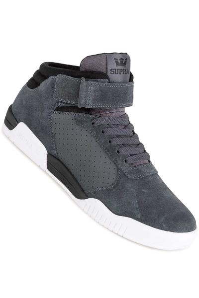 Supra Ellington Strap Schuh (dark grey black white)