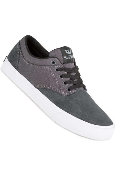 Supra Chino Schuh (dark grey white)