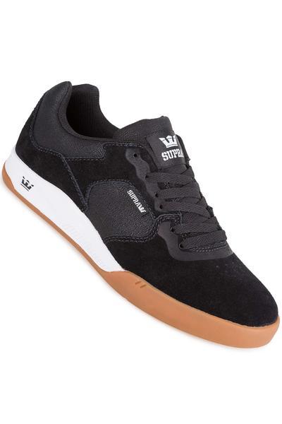 Supra Avex Schuh (black white gum)