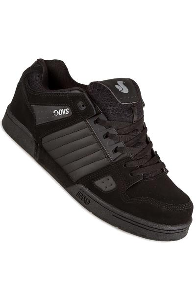 DVS Celsius Leather Shoe (black black)
