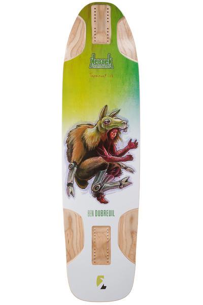 """Kebbek Ben Dubreuil TopMount 38"""" (96,5cm) Longboard Deck Bio Suit Series"""