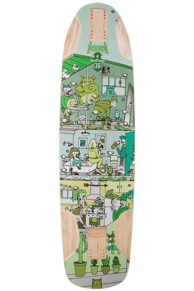 """Kebbek TopMount 36"""" (91,7cm) Planche Longboard"""