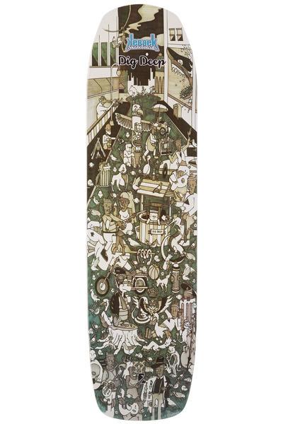 """Kebbek Dig Deep 32"""" (82cm) Longboard Deck"""