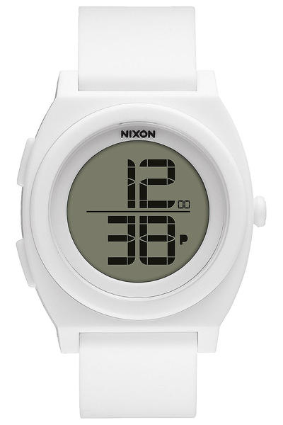 Nixon The Time Teller Digi Uhr (white)