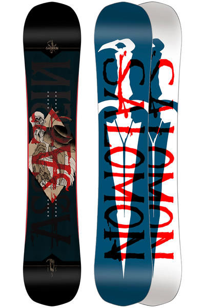 Salomon Assassin 157cm Wide Snowboard 2016/17