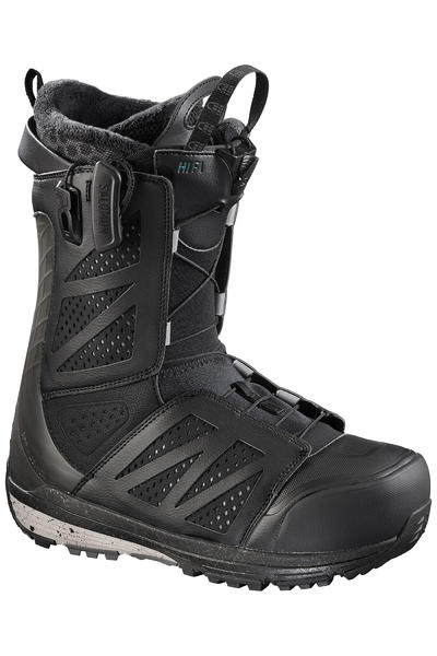 Salomon Hi-Fi Boot 2016/17 (black silver black)