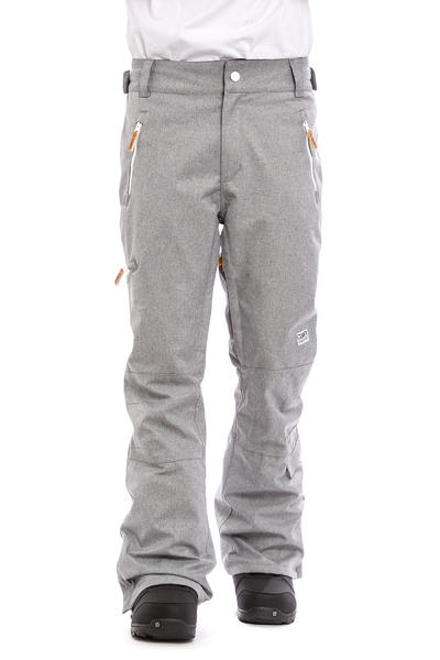 Colour Wear Sharp Snowboard Hose (grey melange)
