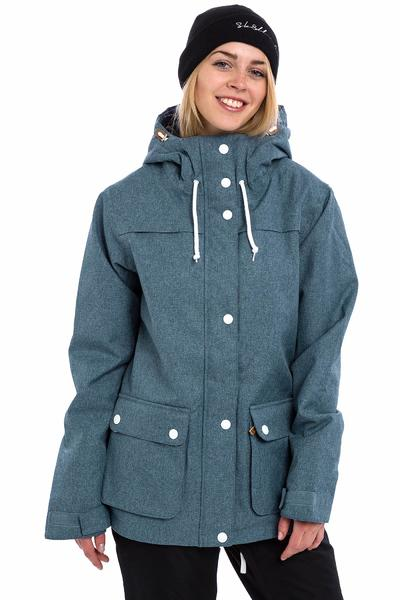 Colour Wear Ida Snowboard Jacket women (denim blue)