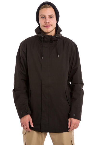 Airblaster Gully Parka Snowboard Jacke (black)