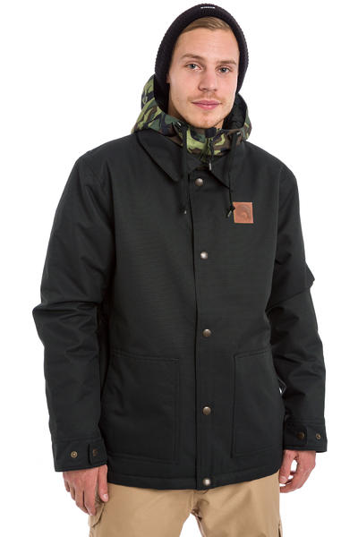 Airblaster Freedom Workhorse Chaqueta Snow (black)