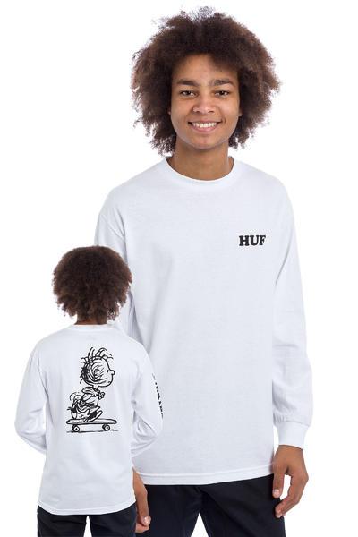 HUF x Peanuts Pigpen Longsleeve (white)