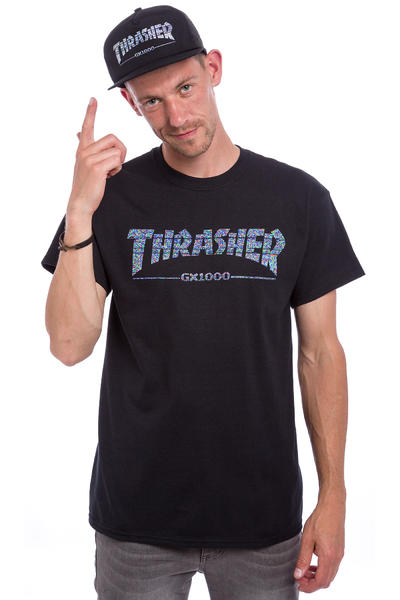 Thrasher GX1000 T-Shirt (black)