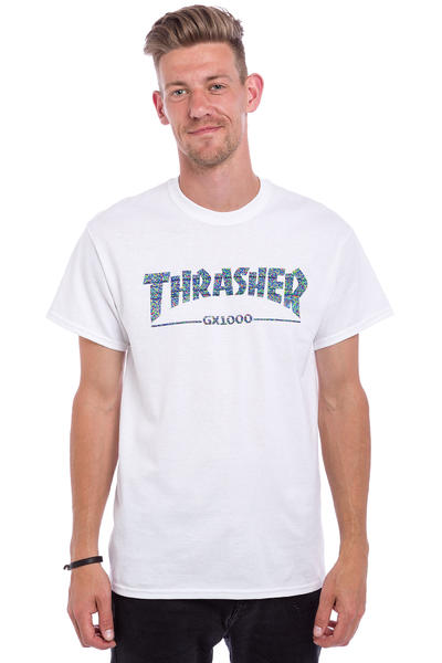 Thrasher GX1000 T-Shirt (white)