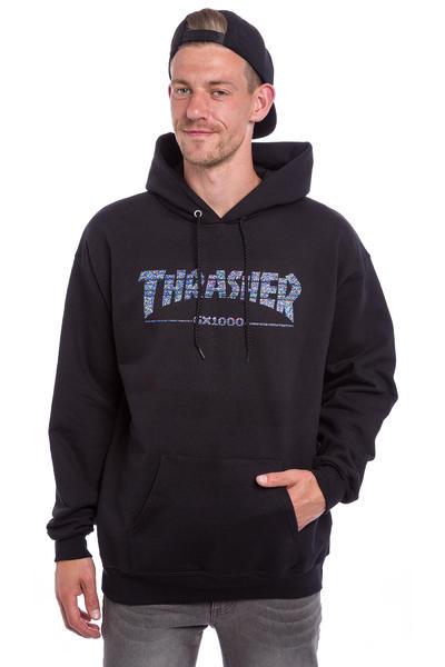 Thrasher GX1000 Hoodie (black)
