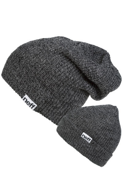 Neff Fold Heather Beanie (black grey)