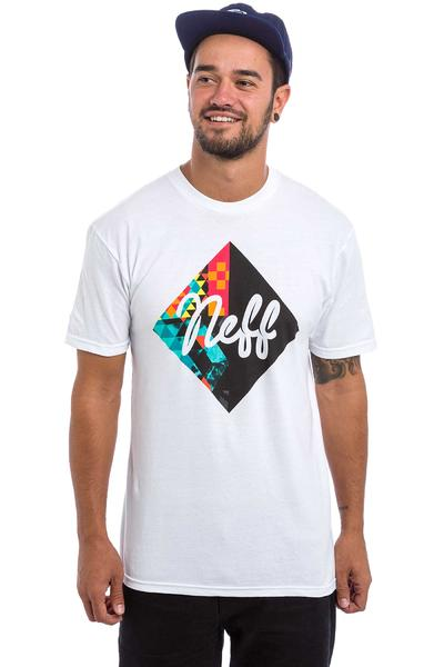 Neff Diamond Summer Digi Tribe T-Shirt (white)