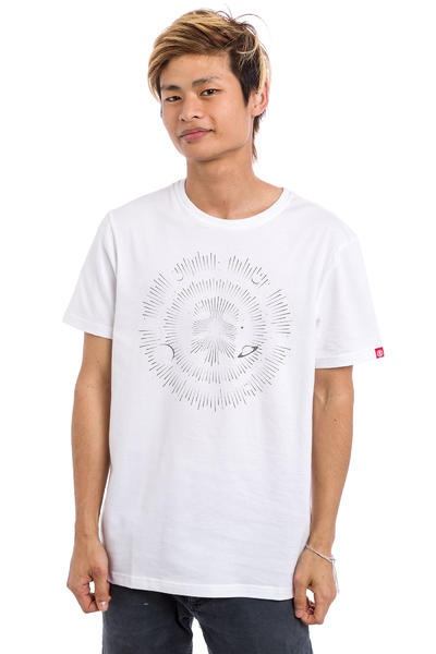 Element Galaxy T-Shirt (optic white)