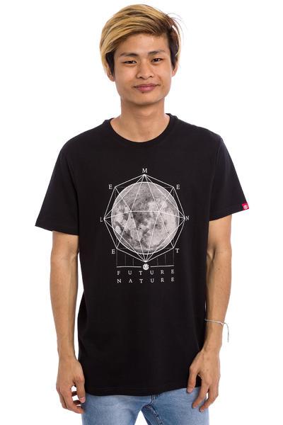 Element Moon T-Shirt (flint black)