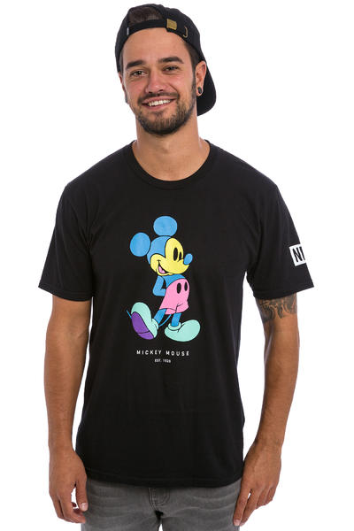 Neff Pastel Mickey T-Shirt (black)