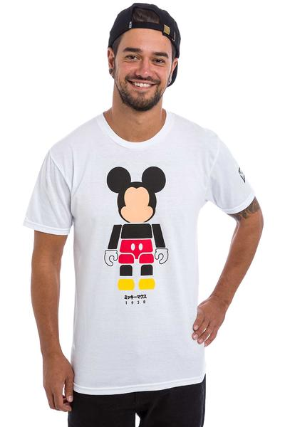 Neff Tokyo Toy Mickey Camiseta (white)