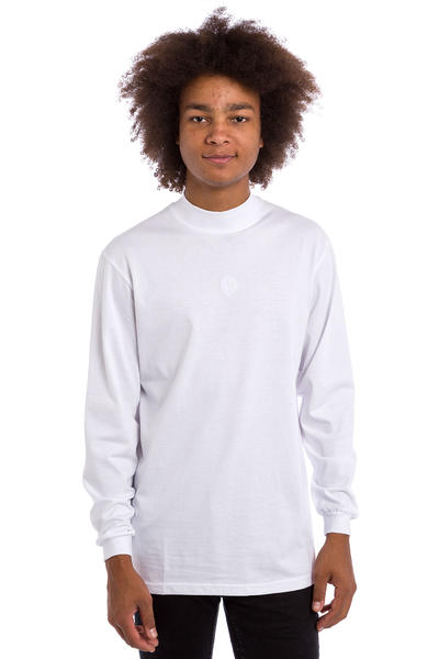 Polar Skateboards ALV Longsleeve (white)