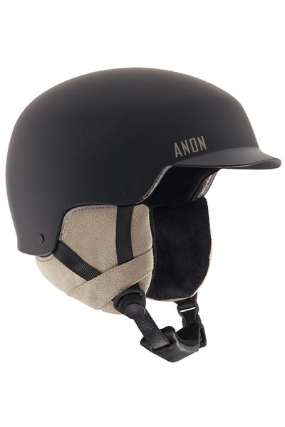 Anon Blitz Casco de Snow (polaris black)