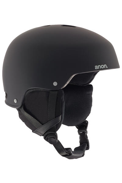 Anon Striker Casco de Snow (black)