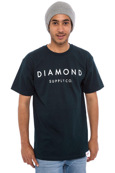 Diamond Yacht Type T-Shirt (navy)