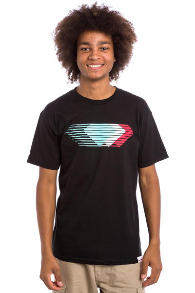 Diamond Motion T-Shirt (black)