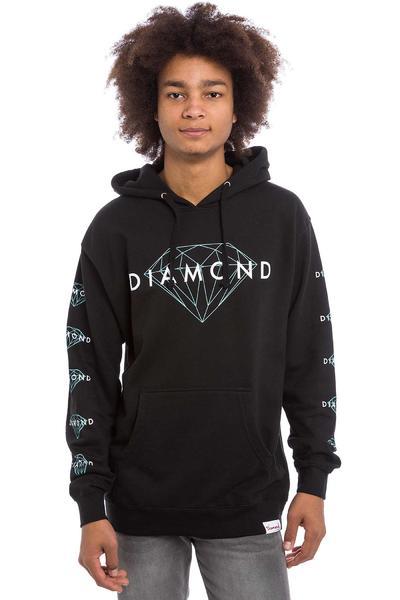 Diamond Brilliant Hoodie (black)