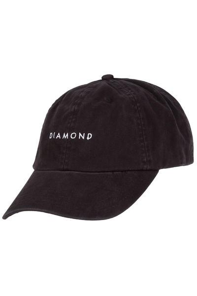Diamond Sports Strapback Cap (black)