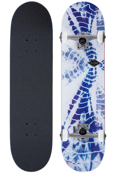 "Globe Full On 8"" Complete-Board (indigo)"