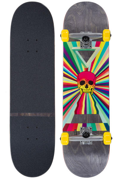 "Globe China Heights 8.25"" Complete-Board (ancient future skull)"