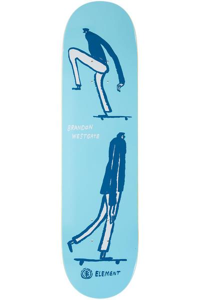 """Element Westgate Ways 8"""" Deck (blue)"""