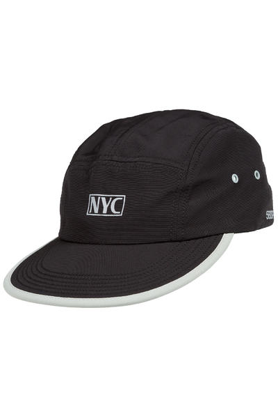 5BORO VHS Camp 5 Panel Cap (black)