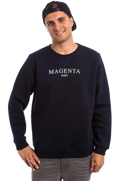 Magenta Paris Jersey (navy)