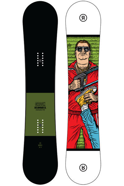 Ride Crook 152cm Snowboard 2016/17