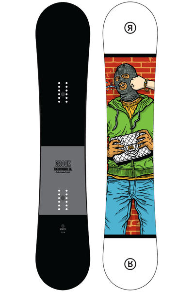 Ride Crook 155cm Snowboard 2016/17