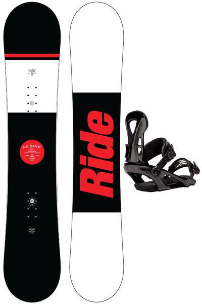 Ride Agenda 152cm / LX M Set de Snowboard 2016/17