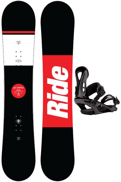 Ride Agenda 156cm / LX M Snowboardset 2016/17